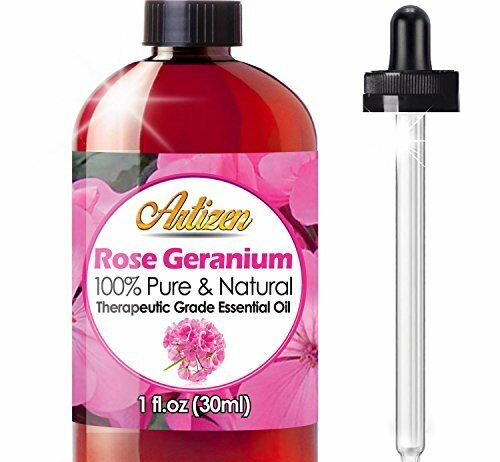 Pure Rose Essential massage Oil