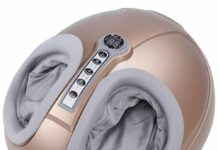 AW 50W Electric Shiatsu Foot Massager
