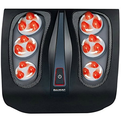 Belmint 18-Node Deep-Kneading Shiatsu Foot Massager