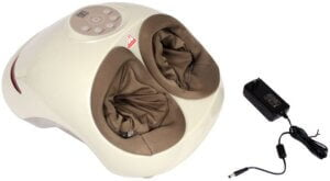 Clever Creations Shiatsu Deep Kneading Foot massager