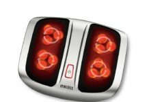 HoMedics FMS-200H Shiatsu Elite Foot Massager