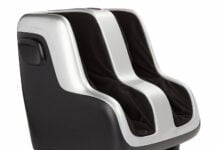 Human Touch Reflex-4 Foot & Calf Shiatsu Massager