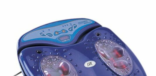 Sunpentown Infrared Blood Circulation Massager Review