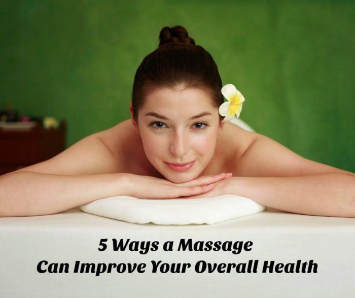 5 Ways a Massage Can Improve Your Overall Health